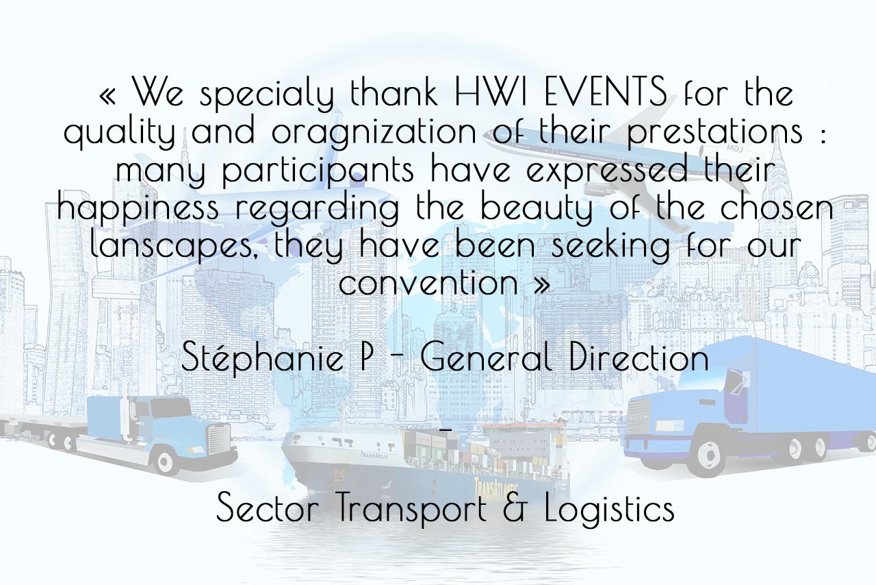 transport et logistique eng